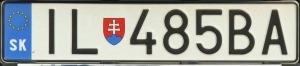 Pri zmene EČV musí dať nový majiteľ prepísať vozidlo na svoje meno
