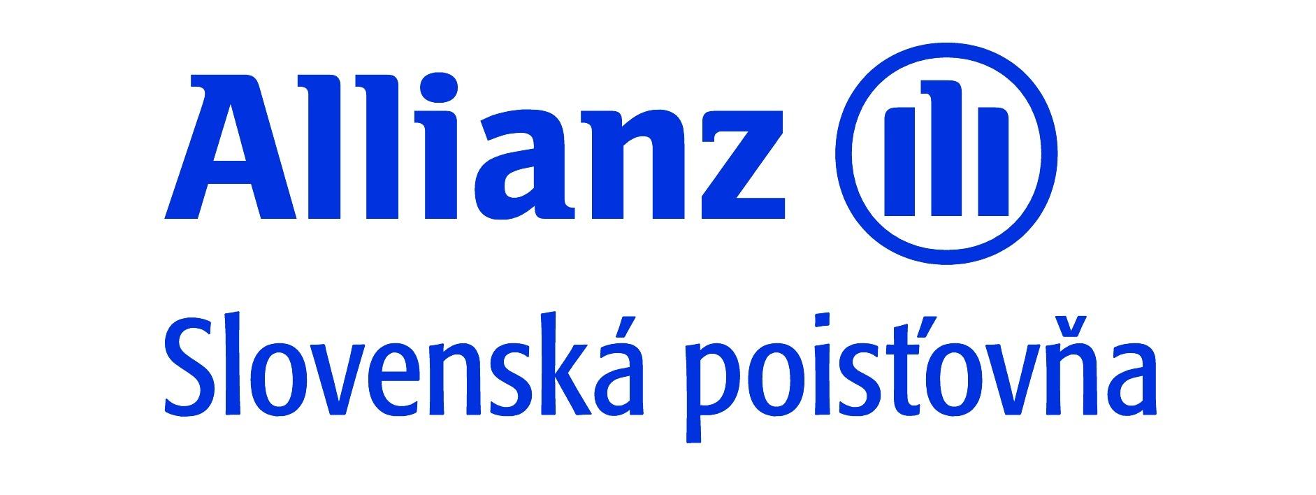 Logo poisťovne Allianz - Slovenská poisťovňa