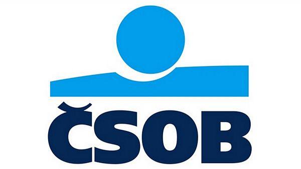 Logo poisťovne ČSOB