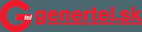 Logo poisťovne Genertel