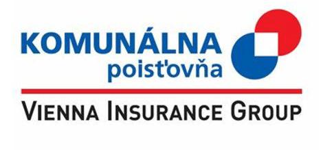 Logo Komunálnej poisťovne