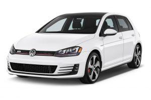 Aj biely Golf potrebuje poistenie auta